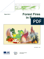 01 Forest Fires in Europe 2007