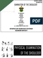 Physical Exam Shoulder Edit