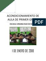 Informe Final Escuela Virginia Ruiz