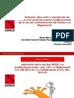 Curso LCE Chiclayo Junio 2017