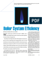 Boiler System Efficiency
