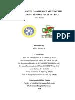 2018 Case1 Tropik Rizka Arifani Appendix Di Tiphoid Fever