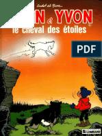 Yvain et Yvon tome 3 - le cheval des étoiles (scan par johntrololo)
