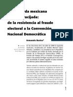 Bartra La Izquierda Mexicana