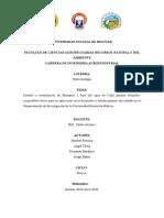Tarea_definicion de Agroindustrias