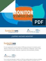 Monitor Empleo Joven - ATENEA - SES