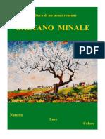 GAETANO MINALE - La Pittura Di Un Uomo Comune