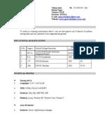Gaurav Resume 1