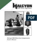 Halcyon Manuale En