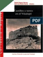 CASTILLOS Y  TORRES DEL VINALOPÓ