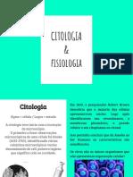Citologia & Fisiologia