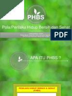 Penyuluhan PHBS ponpes