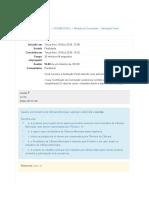 Avaliação Final - ENAP - Gestão Da Informação e Documentação - Conceitos Básicos Em Gestão Documental