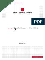 Módulo 3 - A Conduta No Serviço Público - EnAP - Ética e Serviço Público
