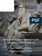 Escultura del Renacimiento Italiano