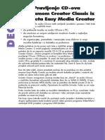 Easy Media Creator Program
