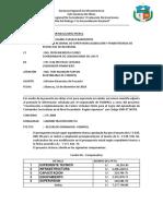 Informe Financiero Aulas Virtuales