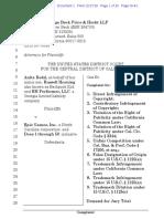 Backpack Kid Fortnite Lawsuit via Variety