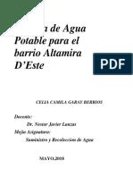CECLIA CAMILA GARAY Sistema de Agua Potable para el barrio Altamira D CELIA CAMILA GARAY BERRIOS.pdf