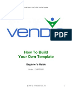 Hosted Stores Own Template