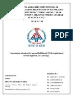 2nd Certificate