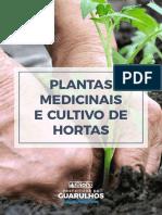Plantas Medicinais e Cultivo de Hortas