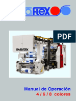 Impresora  Feva Flex - Manual en Español