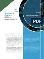 Importancia de la determinación del dibencil disulfuro (DBDS) en equipos inductivos