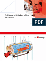 Analisis de Criticidad en Caldera
