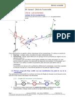 02.3 - Dérivée Vectorielle - TD1