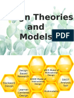 Design Theories and Model
