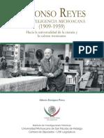 Alfonso Reyes y La Inteligencia Michoacana