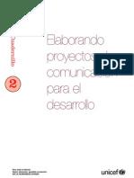 Elaboración de proyectos de comunicación para el desarrollo