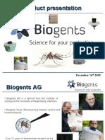 Produktos Biogents Mosq