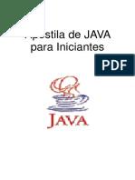 Iniciando no Java