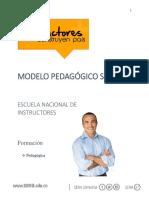Modelo Pedagógico Sena 2016