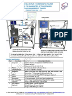 Sap 15 Flow Sensor Trainer