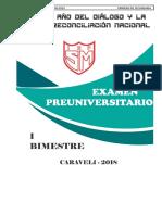 Examen de Primer Año