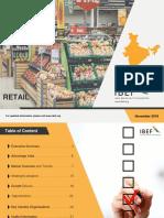 IBEF Retail Nov 2018