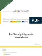 Módulo 3. Perfiles más demandados en el sector digital