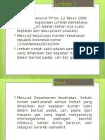 Presentation Limbah RS Kelompok 14.pptx