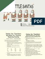 Five Little Santas