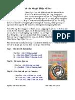 Bộ Sách Về Chu Dịch Của Tác Giả Thiệu Vĩ Hoa - 3 quyển
