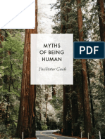 """Myths of Being Human"" Facilitator Guide"