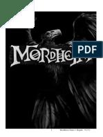 Mordheim Tomo 1 - Regole V1.5.3