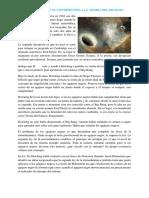 Stephen Hawking y Su Contribución a La Teoria Del Big Bang