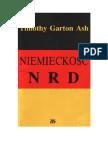 Timothy Garton Ash - Niemieckość NRD – 1989 (zorg)