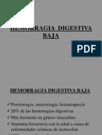 HDB- DIVERTICULOS