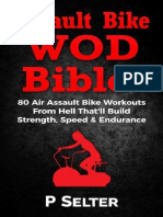 Assault Bike WOD Bible!_ 80 Air - P Selter
