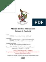 Manual Sol Ares Portugal